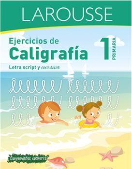 EJERCICIOS DE CALIGRAFÍA 1 DE PRIMARIA