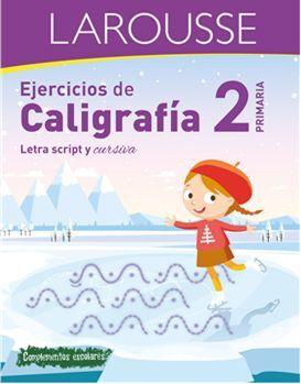 EJERCICIOS DE CALIGRAFÍA 2 DE PRIMARIA