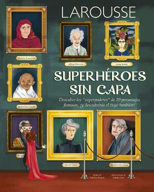 SUPERHÉROES SIN CAPA