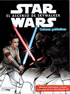 STAR WARS EPISODIO IX. COLORES GALÁCTICOS