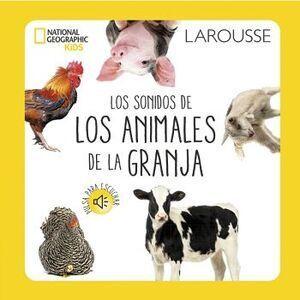 SONIDOS DE LOS ANIMALES DE LA GRANJA, LOS