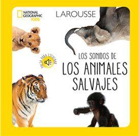 SONIDOS DE LOS ANIMALES SALVAJES, LOS