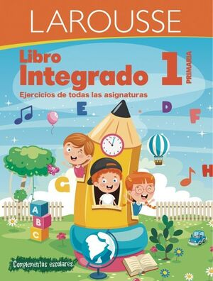 LIBRO INTEGRADO 1 PRIMARIA