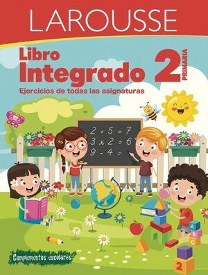 LIBRO INTEGRADO 2 PRIMARIA