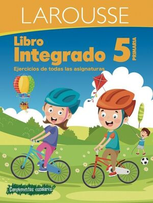 LIBRO INTEGRADO 5 PRIMARIA
