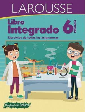 LIBRO INTEGRADO 6 PRIMARIA