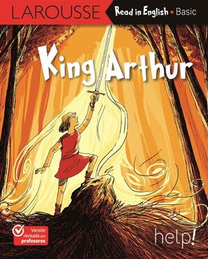 READ IN ENGLISH/ KING ARTHUR