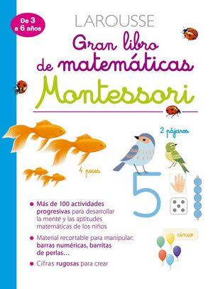 GRAN LIBRO DE MATEMÁTICAS MONTESSORI