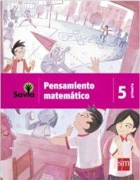 MATEMÁTICAS 5 PRIMARIA SAVIA 2011