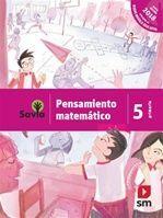 PENSAMIENTO MATEMÁTICO 5 PRIMARIA SAVIA NME