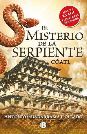 CÓATL EL MISTERIO DE LA SERPIENTE
