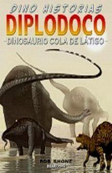 DIPLODOCO. DINOSAURIO COLA DE LÁTIGO