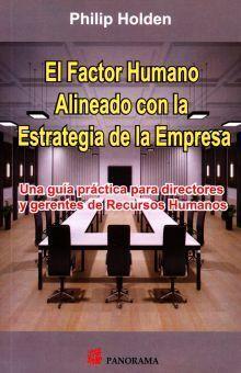 FACTOR HUMANO ALINEADO CON LA ESTRATEGIA DE LA EMPRESA, EL