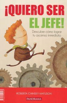 ¡QUIERO SER EL JEFE! ¡YA SOY EL JEFE!