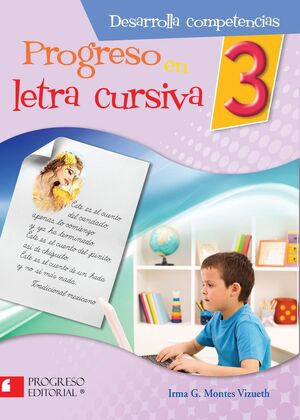 PROGRESO EN LETRA CURSIVA 3