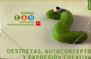 DESTREZAS, AUTOCONCEPTO Y EXPRESIÓN CREATIVA 2. CARPETAS DE APRENDIZAJES BÁSICOS