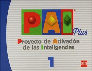 PAI PLUS 1 PRIMARIA