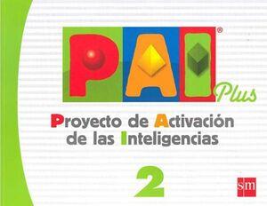 PAI PLUS 2 PRIMARIA
