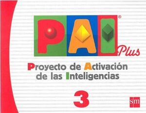 PAI PLUS 3 PRIMARIA