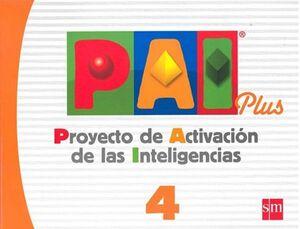 PAI PLUS 4 PRIMARIA