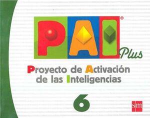 PAI PLUS 6 PRIMARIA