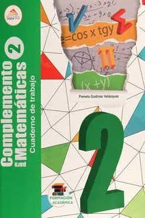 COMPLEMENTO PARA MATEMÁTICAS 2 CUADERNO DE TRABAJO