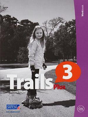 TRAILS PLUS 3 WORKBOOK