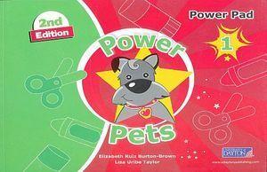 POWER PETS 1 POWER PAD