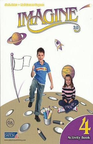 IMAGINE 2.0 ACTIVITY BOOK 4