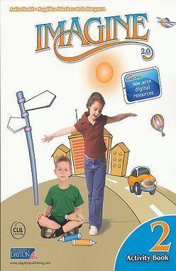 IMAGINE 2.0 ACTIVITY BOOK 2