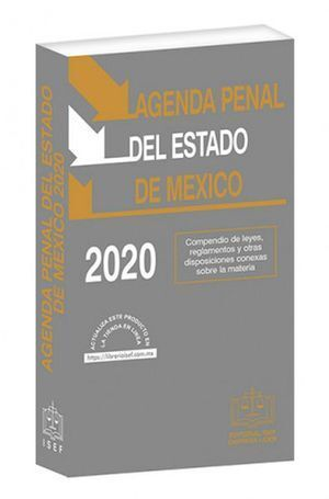 AGENDA PENAL DEL ESTADO DE MÉXICO 2020