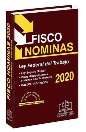 FISCO NÓMINAS 2020