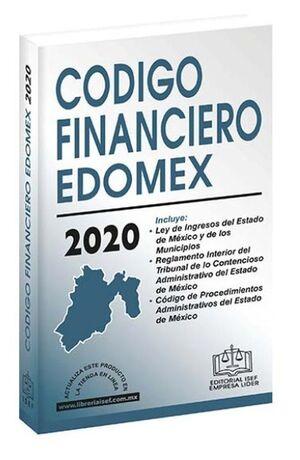 CÓDIGO FINANCIERO DEL ESTADO DE MÉXICO 2020