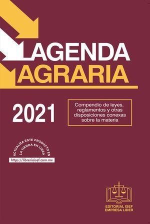 AGENDA AGRARIA 2021