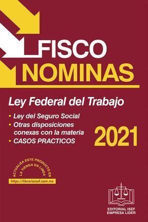 FISCO NOMINAS ECONÓMICA 2021