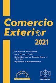 COMPENDIO DE COMERCIO EXTERIOR ECONÓMICO 2021