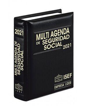 MULTI AGENDA DE SEGURIDAD SOCIAL 2021
