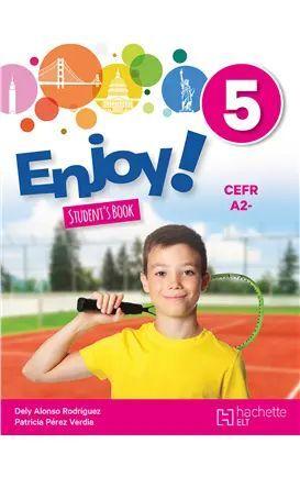 ENJOY! 5 STUDENTS BOOK