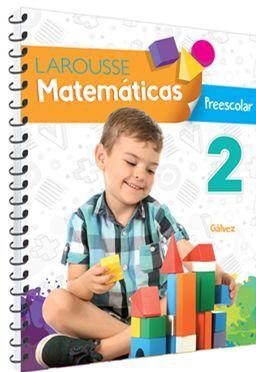 MATEMÁTICAS 2 PREESCOLAR