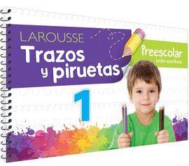 TRAZOS Y PIRUETAS 1