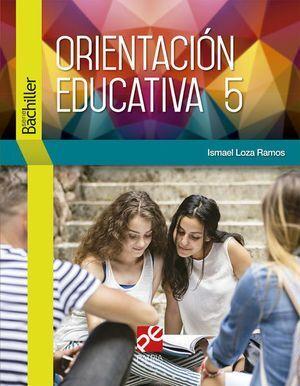 ORIENTACIÓN EDUCATIVA 5