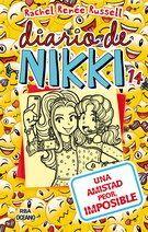 DIARIO DE NIKKI 14. UNA AMISTAD PEOR, IMPOSIBLE