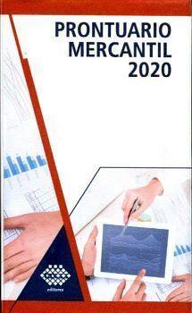 PRONTUARIO MERCANTIL 2020