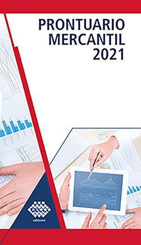 PRONTUARIO MERCANTIL 2021