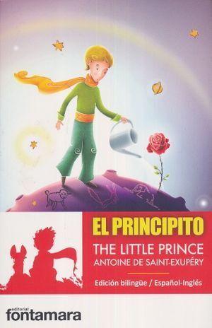 PRINCIPITO, EL. ESPAÑOL - INGLÉS