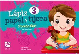LÁPIZ PAPEL Y TIJERA 3