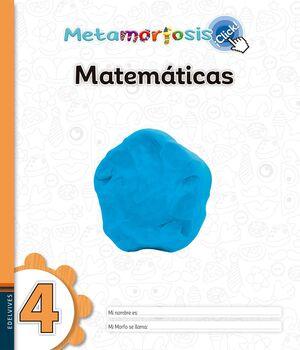 METAMORFOSIS MATEMÁTICAS 4 ¡CLICK!