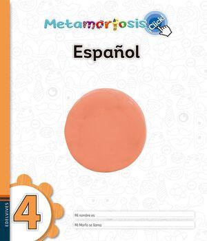 METAMORFOSIS ESPAÑOL 4 ¡CLICK!