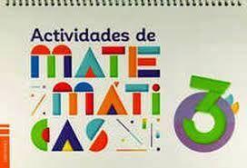 ACTIVIDADES DE MATEMATICAS 3 PREESCOLAR