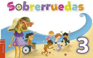 SOBRERRUEDAS 3 PREESCOLAR